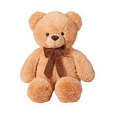 Giant Teddy Bears - Liam Bear Brown (46cmST)