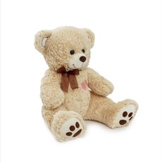 Valentines Teddy Bears - Jimmy Bear Beige (48cmST)