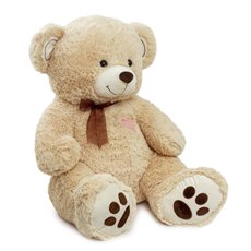 Valentines Teddy Bears - Jimmy Bear Beige (72cmST)