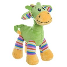 Baby Teddy Bears - Gabby Giraffe Bright Striped Lime (30cmST)