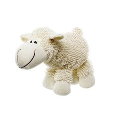 Farm Animal Soft Toys - Larry Sheep Cream (24cmST)