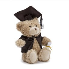 Graduation Teddy Bears - Graduation Teddy Bear Smarty Pants Light Brown (20cmST)