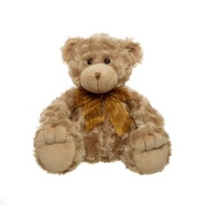 Georgie Teddy Bear Brown (25cmST)