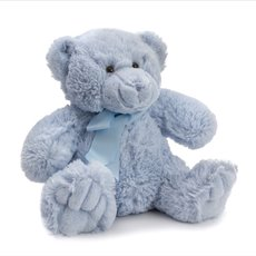 Teddy Bear Bobby Blue (30cmST)