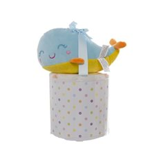 Sally Whale Gift Pack with Blanket Blue