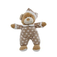 Baby Teddy Bears - Starbright Teddy Bear Brown (20cmHT)