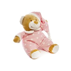 Baby Teddy Bears - Starbright Teddy Bear Pink (20cmHT)