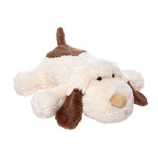 Pooch Puppy Dog Laying down Cream Brown (45cmHT)