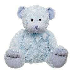 Georgie Teddy Bear Blue (40cmST)