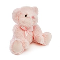 Baby Teddy Bears - Jade Jointed Teddy Bear Light Pink (25cmHT)