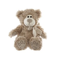 Teddytime Teddy Bears - Luke Teddy Bear Grey (20cmH)