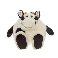 Farm Animal Soft Toys - Daisy Puffy Cow (25cmH)