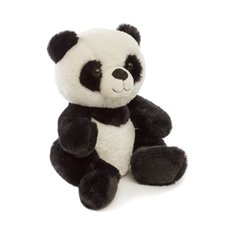 Jungle Animal Soft Toys - Pablo Panda Bear (24cmST)