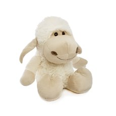 Easter Soft Toys - Lambkins Sheep Beige (23cmST)