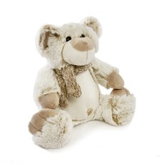 Maxwell Teddy Bear Brown (19cmST)