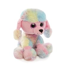 Dog Soft Toys - Paris Poodle Puppy (20cmST)