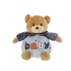 Alex Teddy Bear BABY Blue (18cmST)