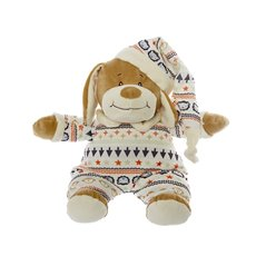Baby Teddy Bears - Declan Puppy Dog with Hat Blue (22cmHT)