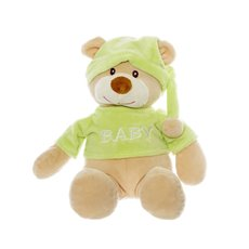 Baby Teddy Bears - Asher Teddy Bear with Shirt Lime (28cm)