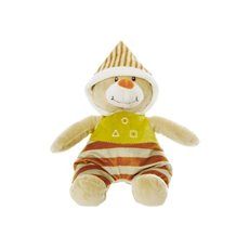 Jacob Teddy Bear Dressed Multi (22cmHT)