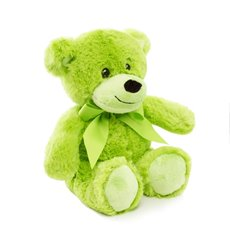 Teddytime Teddy Bears - Jelly Bean Teddy Bear Green (20cmST)