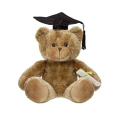 Graduation Teddy Bears - Graduation Teddy Bear Brown (25cm ST)