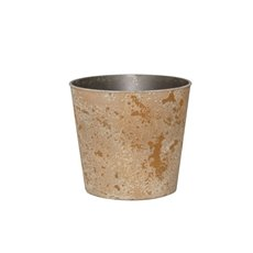 Flora Flower Pots & Planters - Flora Atlantis Pot Round (15.5Dx13cmH) Copper