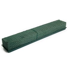Strass Deco Brick with Chicken Wire Triple (69x11x8cmH)