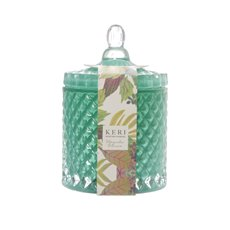 Scented Candle Jars & Containers - Scented Jar Candle Delight Magnolia Blossom (8.5x13cmH)