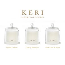 Keri Soy Candle Fragrance Samplers Set 3 Pamper