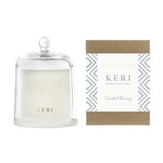 Keri Limited Soy Candles - Coastal Breeze Keri Soy Candle Ellie Cloche 285g