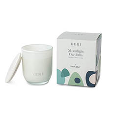 Keri Luxury Soy Candles - Moonlight Gardenia Luxury Soy Candle Mini Boutique 140g