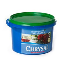 Flower Food & Flower Preservative - Chrysal Professional 3 Powder 2kg Bucket Cut Flower Food