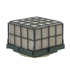 Dry Floral Foam - Dry Strass Deco 1/2 Brick Cage with Suction Cup