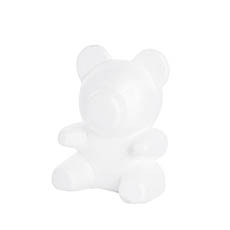 Other Polystyrene Shapes - Polystyrene White Bear (17x24cmH)