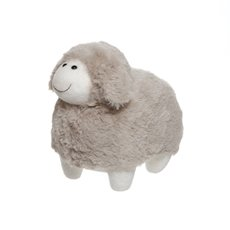 Sheep Shaun Decoration Beige (20cmH)