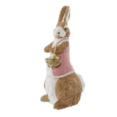 Easter Decoration & Decor - Rabbit Isabel Standing with Jumper (21x16x38cmH)