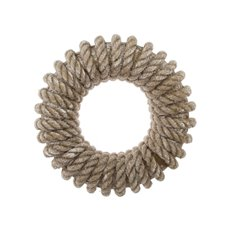 Rope Wreath Natural (42cm)
