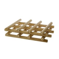 Natural Decorations - Wooden Ladder Frame (40x28x10cm)