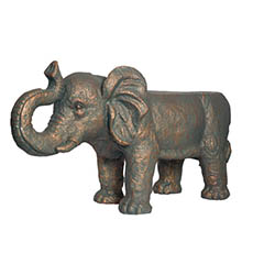 Garden Figurines - Elephant Garden Decoration (82x43cmH)