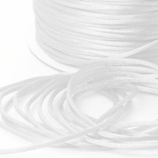Satin Cord White (2mmx100m)