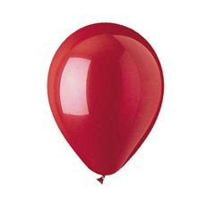 Latex Premier Quality Helium Balloon 12 10 Pack Red