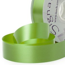 Ribbon Economy Tear Lime (30mmx100yards)