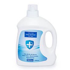 Florist Warehouse Supplies - Hand Sanitiser Super Clean 70% Ethanol 3L