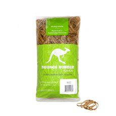 Rubber Bands - Rubber Bands Bag 500g Size 31 Biodegradable (60mmLx3mmW)