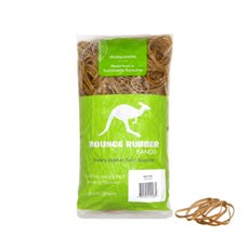 Rubber Bands - Rubber Bands Bag 500g Size 32 Biodegradable (75mmLx3mmW)