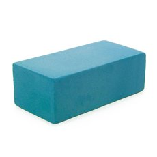 Strass Coloured Foam Wet Brick Blue (23x11x8cmH)
