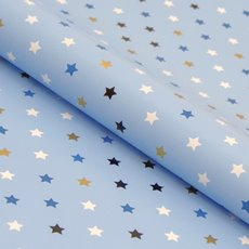 Counter Rolls - Counter Handi Roll Gloss Star Blue (70cmx10m)