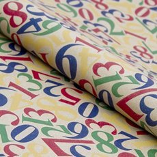Counter Rolls - Counter Handi Roll Kraft Numbers (70cmx10m)