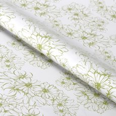 Counter Rolls - Counter Handi Roll Gloss Daisy Bunch Moss (70cmx10m)